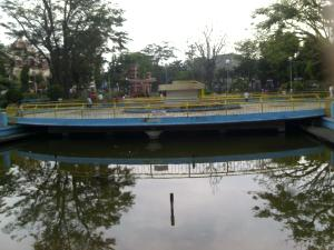 Iriga City Plaza