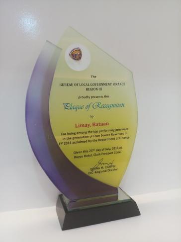 BLGF Award